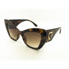 DG 4349 LUX коричневый леопардовый