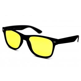 Graffito polarized 3100 Хамелеон (фотохром)  Матовый черный/желтая>оливковая>черная линза