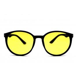 Graffito polarized 3162 Хамелеон (фотохром)  Матовый черный/желтая>оливковая>черная линза