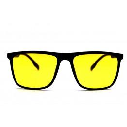 Graffito polarized 3181 Матовый черный/желтая линза