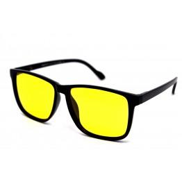 Graffito polarized 3199 Глянцевый черный/желтая линза