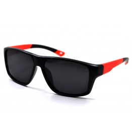 Polarized 2113 NN Матовый черный/красный TR оправа