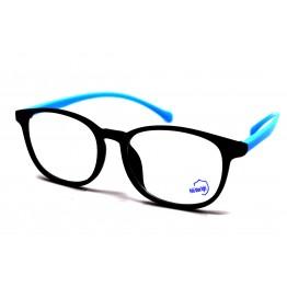 Детские компьютерные очки TR 81811 Черный/голубой