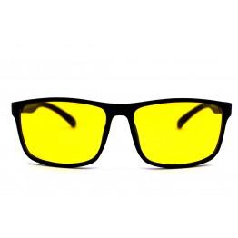 Graffito polarized 3146 Глянцевый черный/желтая линза
