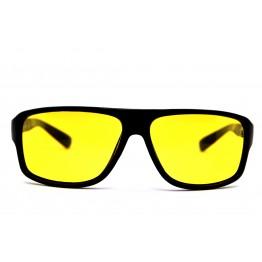 Graffito polarized 3172/2/8 Глянцевый черный/желтая линза