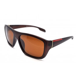 Polarized 050 PR LUX Матовый коричневый