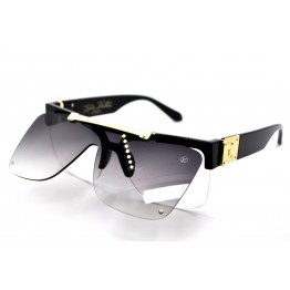LV 1196 Глянцевый/золото-серый