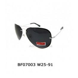Polarized B-Force 07003 белый/черная линза