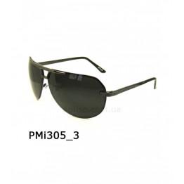 MITLUS polarized 305 сталь/черн