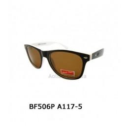 Polarized B-Force 506 коричневый/молочный/коричневая линза