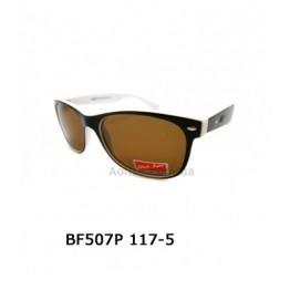 Polarized B-Force 507 коричневый/молочный/коричневая линза