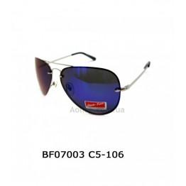 Polarized B-Force 07003 сталь/синее зеркало