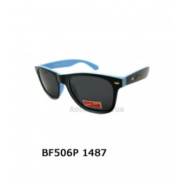 Polarized B-Force 506 глянцевый черный/голубой