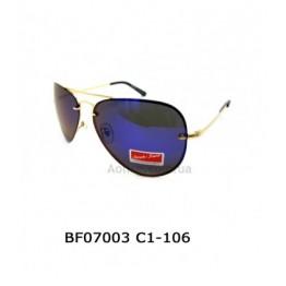 Polarized B-Force 07003 золото/синее зеркало