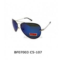 Polarized B-Force 07003 сталь/бирюзовое зеркало