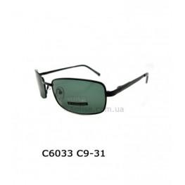 Стекло ALOYD 6033 черный/черный