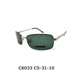 Стекло ALOYD 6033 серебро/черный