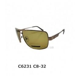 Стекло ALOYD 6231 коричневый