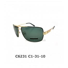 Стекло ALOYD 6231 золото/черный