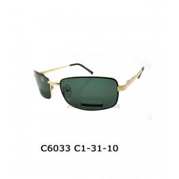 Стекло ALOYD 6033 золото/черный